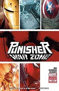 Punisher: War Zone #1 (of 5)