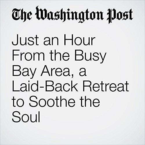 Just an Hour From the Busy Bay Area, a Laid-Back Retreat to Soothe the Soul cover art