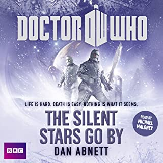 Couverture de Doctor Who: The Silent Stars Go By