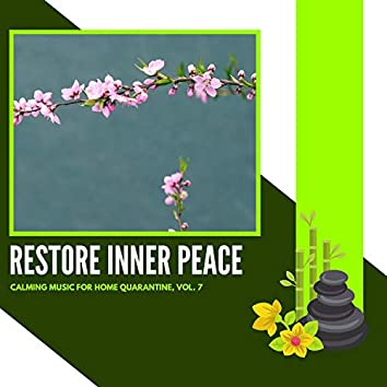 Restore Inner Peace - Calming Music For Home Quarantine, Vol. 7