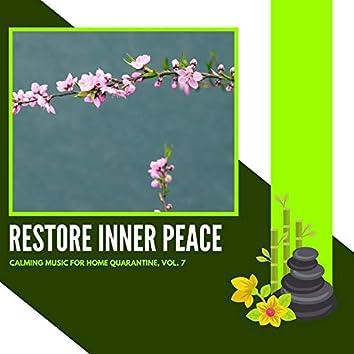 Restore Inner Peace - Calming Music For Home Quarantine, Vol. 7