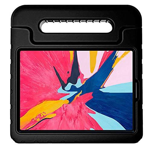 Case2go Eva Kids - Funda para Apple iPad Air 10,9 (2020), color negro