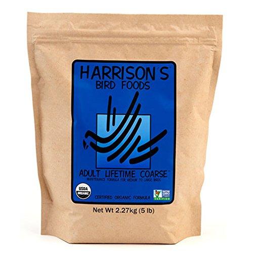 Harrison's Adult Lifetime Coarse 5lb