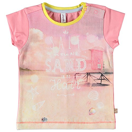 Babyface - T-Shirt - Bébé (Fille) 0 à 24 Mois Rose Rosa - Rose - 9 Mois
