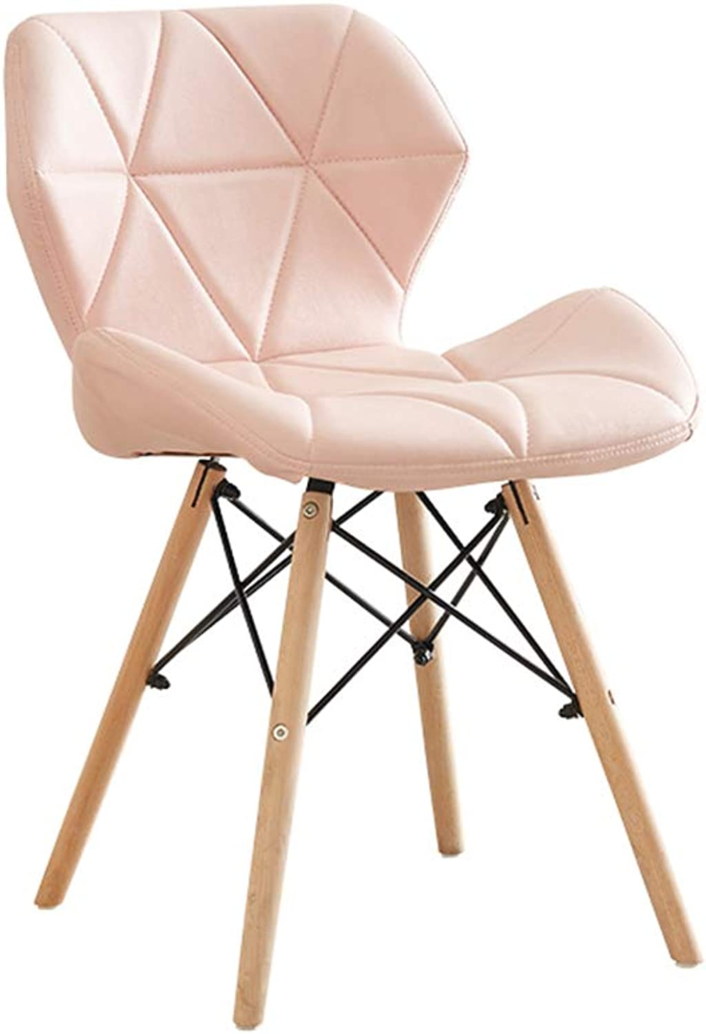 Chair - Restaurant Stool Computer Chair Modern Home Makeup Stool Chair Multi-color Optional Comfortable and Durable (color   G)