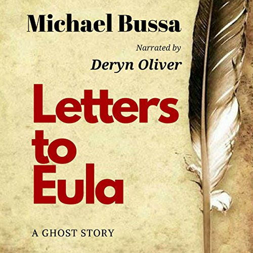 Letters to Eula audiobook cover art