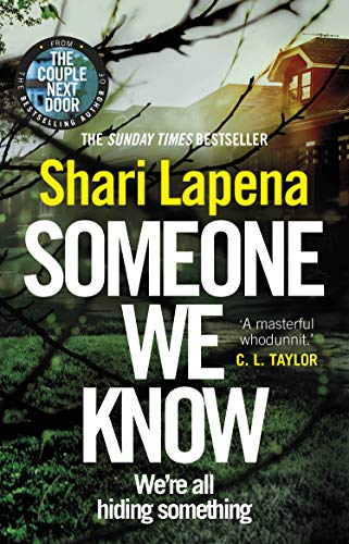 Someone We Know: From the number one bestselling author of The Couple Next Door