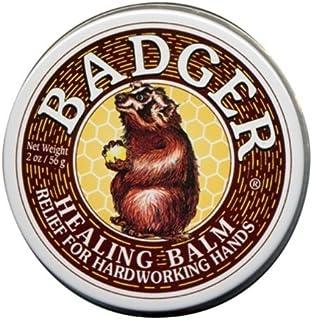 Badger バジャー ヒーリングバーム【大サイズ】 56g【海外直送品】【並行輸入品】
