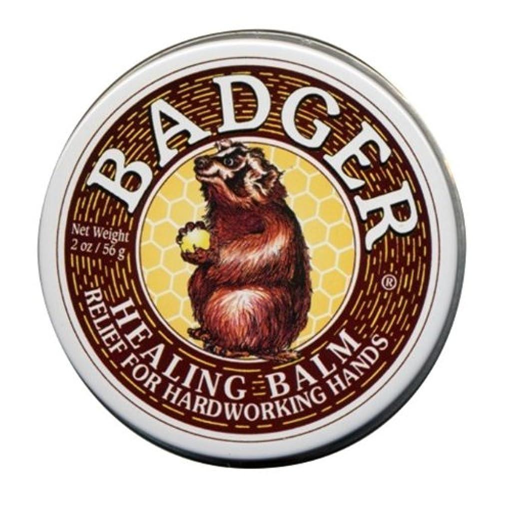 昇進キャンパス協力Badger バジャー ヒーリングバーム【大サイズ】 56g【海外直送品】【並行輸入品】