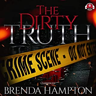 The Dirty Truth audiobook cover art
