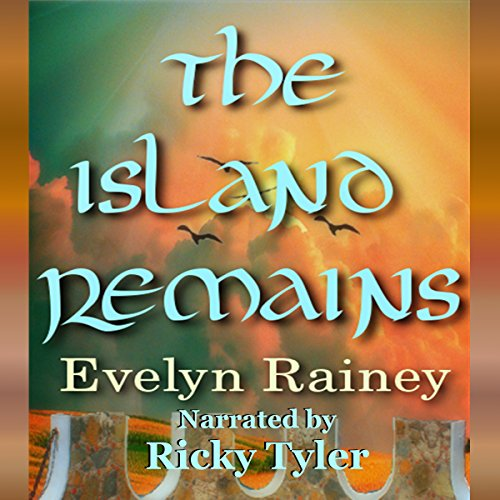 The Island Remains audiobook cover art