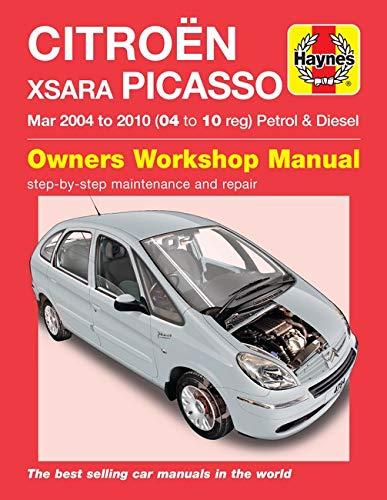Citroen Xsara Picasso Petrol & Diesel (Mar 04 - 10) 04 to 10