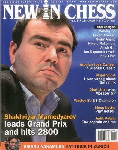 New In Chess Magazine 2017/4: Read by Club Players in 116 Countries