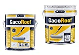 GacoRoof GR1600-1 White Silicone Roof Coating - Gallon