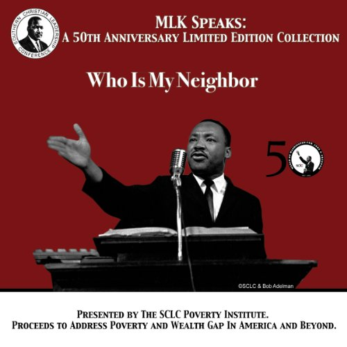 Who is My Neighbor audiobook cover art