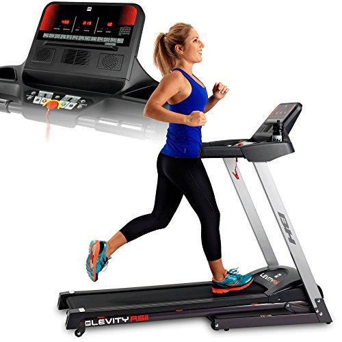 BH Fitness Levity RS2 Cinta de Correr, Unisex-Adult, Talla Única