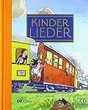Kinderlieder: Liederbuch + Mitsing-CD
