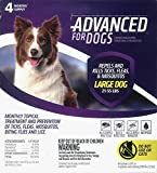 Para Defense Advanced 21-55 lb Dog Pet Flea Control Supply, Large