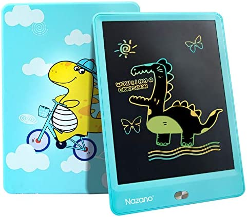Nazano LCD Writing Tablet 8 5 Inch Drawing Pad Colorful Screen Doodle Board for Kids Traveling product image