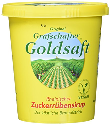 Grafschafter Goldsaft, 12er Pack (12 x 450 g Becher)