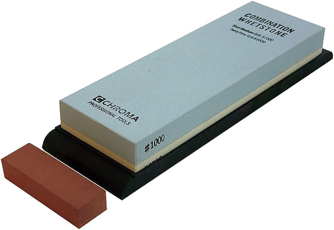 Chroma ST 1000 6500 Combination Whetstone