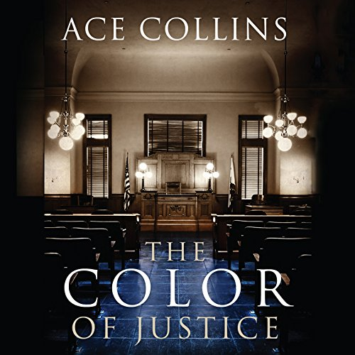 The Color of Justice audiobook cover art