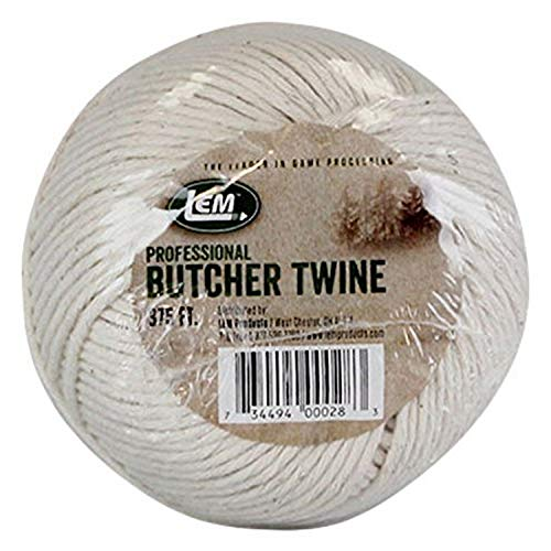 LEM Products 028A 1/2 pound ball of twine , White
