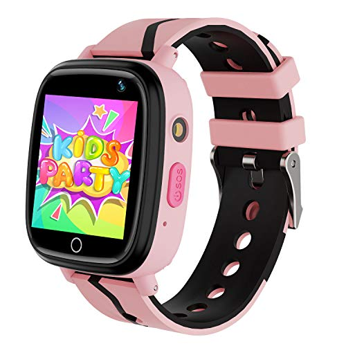 MeritSoar Kids Smart Watch with GPS Tracker