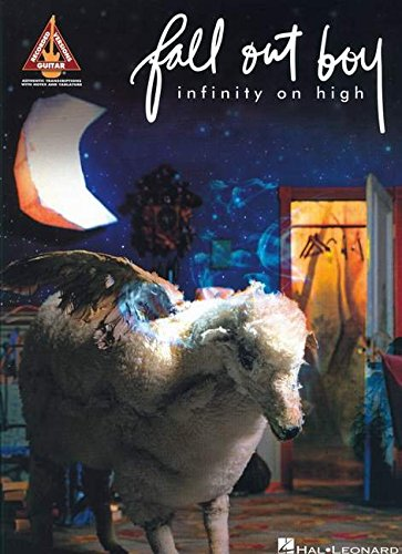 Fall Out Boy: Infinity on High guit. Tab.