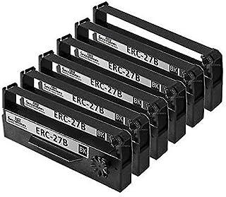 Epson ERC-27B Ribbon Black 10 Ribbons-Case for M-290 TM-290 and U-295 Printers
