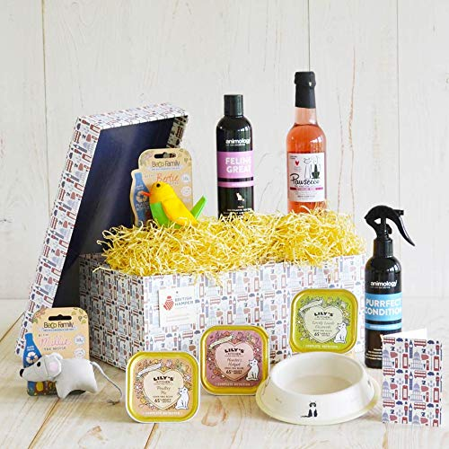 Fancy Feline Cat Hamper