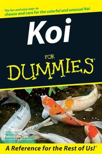 Koi For Dummies (English Edition) PDF Books