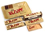 RAW Rolling TRAY KIT or SET King Size + Schale + Hydrostone + ROLLER + Papiertipps