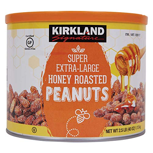 planter honey roasted peanuts - 2