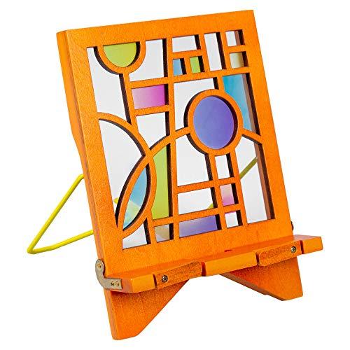 Architecture Series Leggio per Ricetta Libro Telefono Idea Regalo Supporto per eReader iPad Tablet – Orbita
