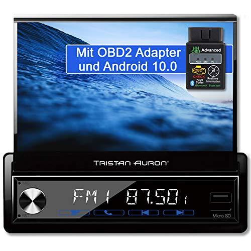 Tristan Auron BT1D7027A Android 10.0 Autoradio +...