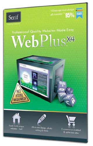 Serif UPG WEBPLUS X4