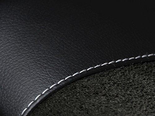 Renault Trafic Sitzbezüge nach Maß Autoplanen perfekte Passform Schonbezüge Sitzschoner Velour + Strickpolster ®Auto-schmuck (Premium Trafic III 1+1+1 schwarz)