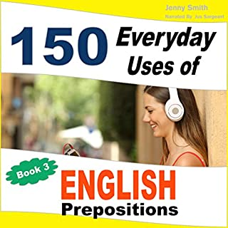 150 Everyday Uses of English Prepositions, Book 3 Titelbild
