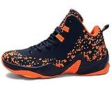 GNEDIAE Herren GNEF5 High-Top Basketball Schuhe Outdoor Anti-Rutsch Sneaker Atmungsaktiv Ausbildung...