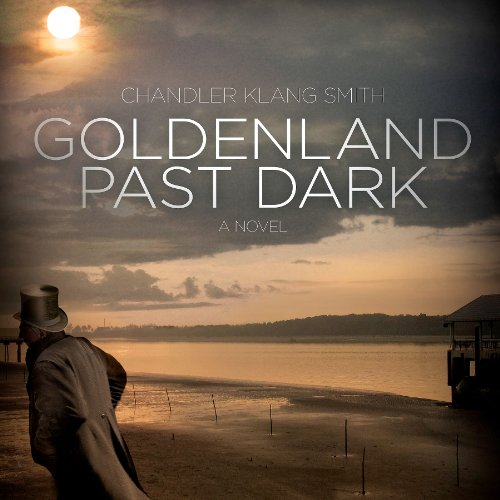 Goldenland Past Dark audiobook cover art