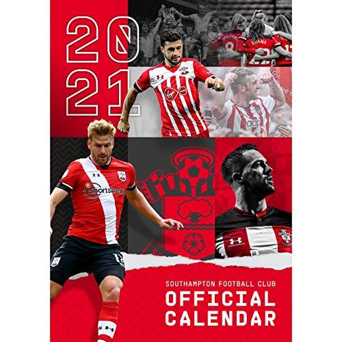Official Liverpool FC A3 Calendar 2021 Christmas Gift Birthday Secret Santa