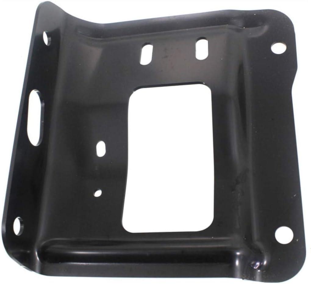 Mounting Plate BC3Z17B985A For Ford F-250 // F-2350 // F-450 // F-550 Super Duty Front Bumper Bracket 2011-2016 Driver Side FO1066187