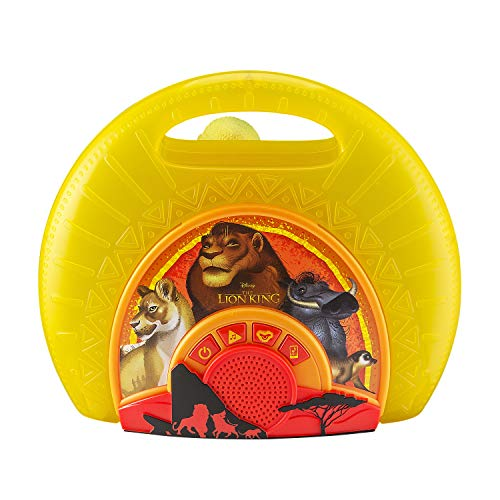 Lion King Sing Along Boombox with Microphone Now $9.88 (Was $29.99)