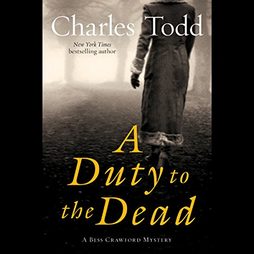 A Duty to the Dead audiobook cover art