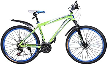 Gamma Alloy LM 3000 26 Inch (Lime Green) 100% Assembled