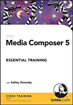 Avid Media Composer 5 Essential Training