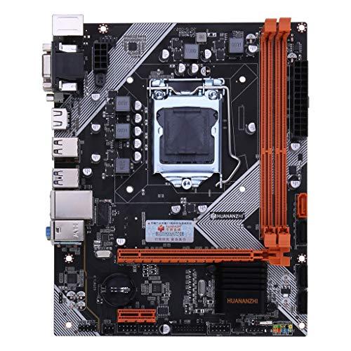 ciriQQ Huananzhi B75 Desktop Motherboard LGA1155 para i3 i5 i7 CPU Soporte ddr3 Memoria