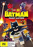 LEGO DC Batman: Family Matters DVD | Region 4