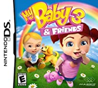 My Baby 3 and Friends - Nintendo DS by Majesco [並行輸入品]